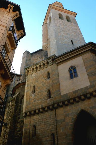 Iglesia de San Saturnino - Destino y Sabor