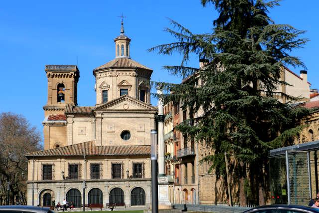Lateral de la Iglesia de San Lorenzo - Destino y Sabor