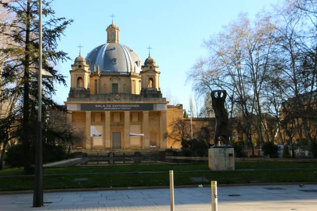 Plaza del Conde Rodezno - Destino y Sabor