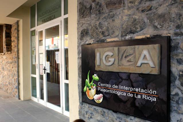 Centro Paleontológico de Igea - Destino y Sabor