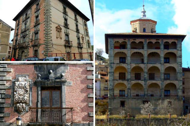 Palacio del Marques de La Torre - Composición de Destino y Sabor