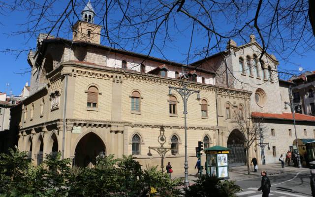 Iglesia de San Nicolás de Pamplona - Destino y Sabor