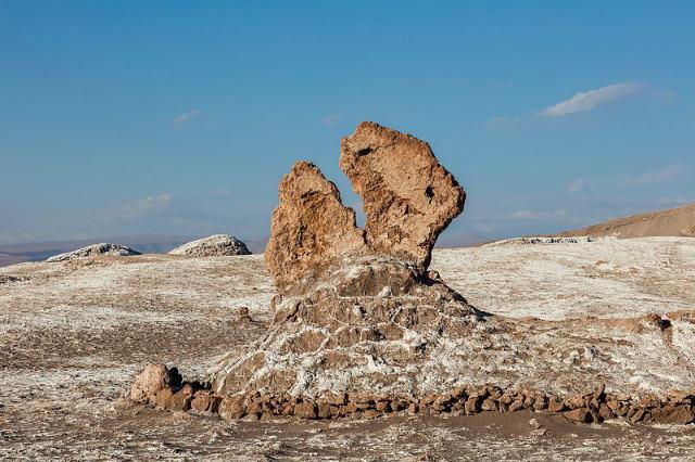 Las Tres Marías, en Valle de la Luna - Imagen de Wikipedia