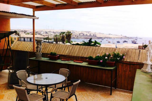 Vistas desde la habitación del hotel - Imagen del hotel