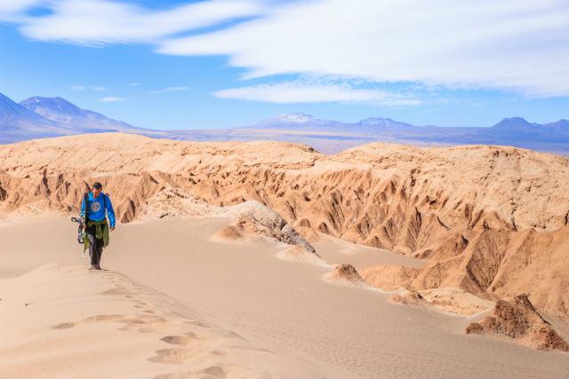 Desierto de San Pedro de Atacama - Imagen de Turismo Chile