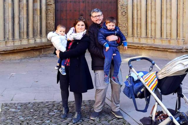Familia viajera - Destino y Sabor
