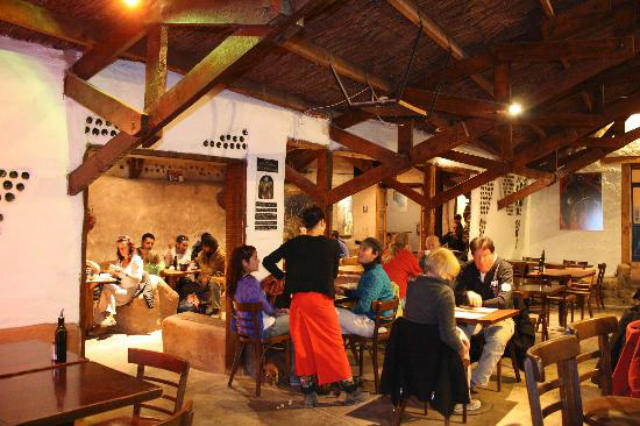 Restaurante la Estaka, en San Pedro de Atacama - Imagen de Denomades