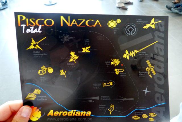 Billete para sobrevolar las Líneas de Nazca - Destino y Sabor