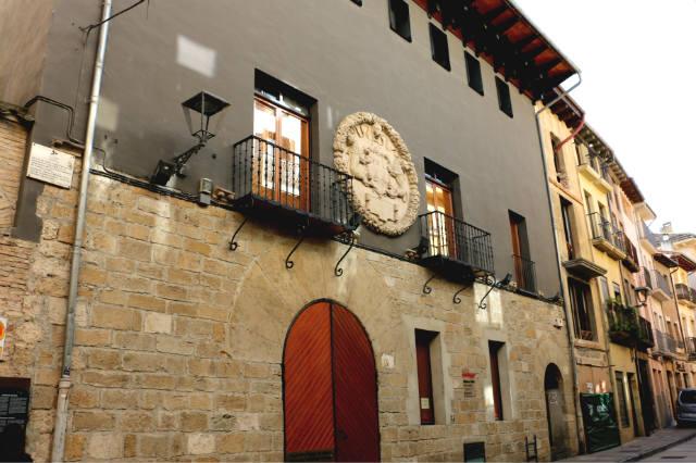 Actual Biblioteca Pública José María Lacarra - Destino y Sabor