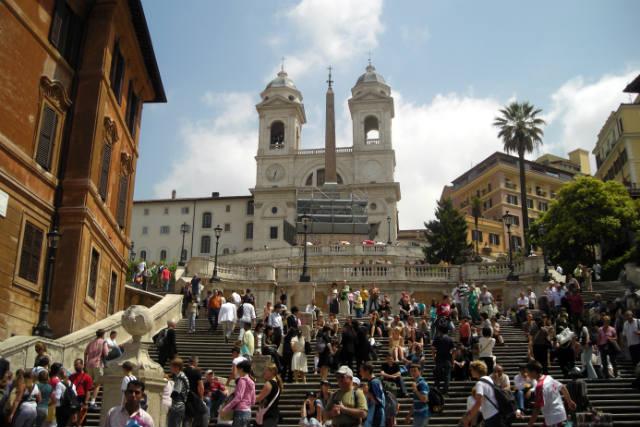 Roma en tres días