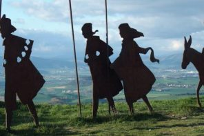 Camino de Santiago y Misterior en Navarra