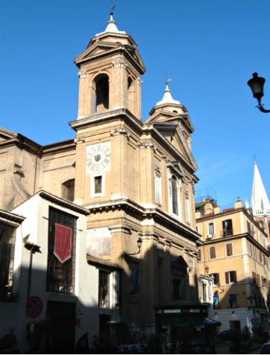 Chiesa di Sant'Atanasio dei Greci - Destino y Sabor