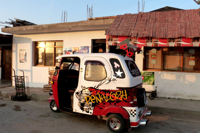 Cholotaxi en Paracas - Destino y Sabor