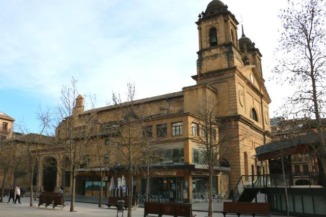 Exterior de la Iglesia de San Juan Bautista - Destino y Sabor