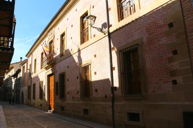 Fachada del Museo del Carlismo - Destino y Sabor