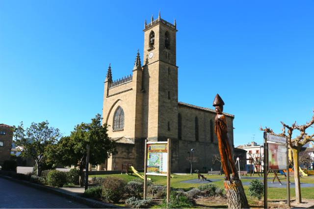 Iglesia de San Juan Bautista de Obanos - Destino y Sabor
