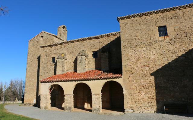Iglesia de San Miguel de Olcoz - Destino y Sabor