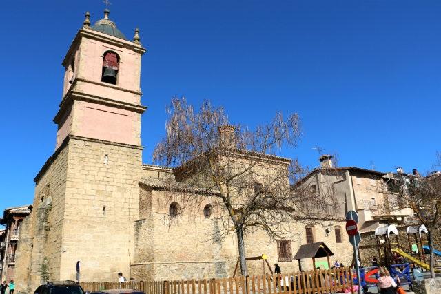 Iglesia de San Pedro de Puente la Reina - Destino y Sabor