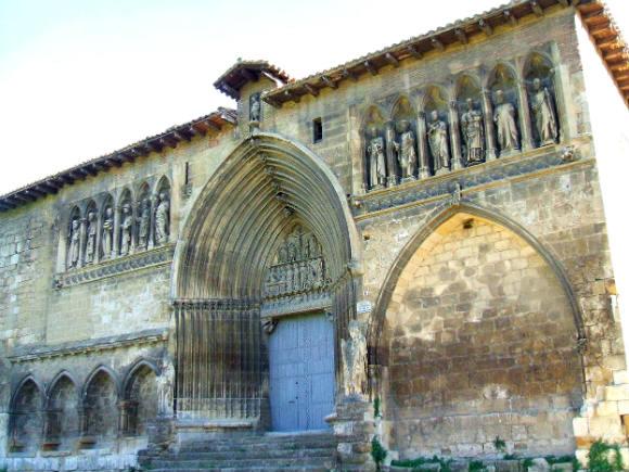 Iglesia del Santo Sepulcro de Estella - Imagen de Wikipedia