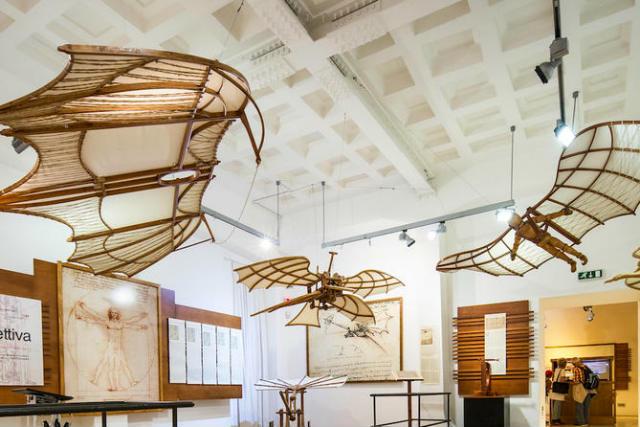Museo Leonardo da Vinci, el genio universal - Imagen del museo