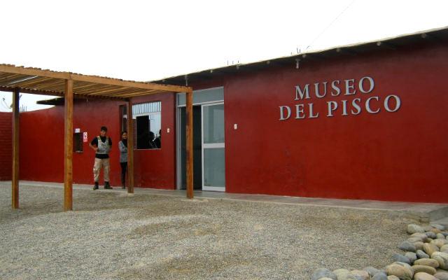 Museo del Pisco en Paracas