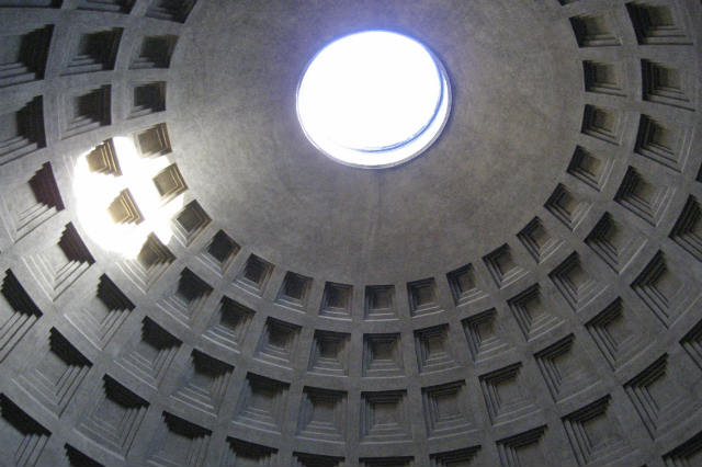 Óculo del Pantheon de Roma - Destino y Sabor