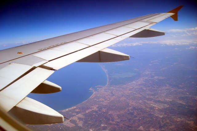 Volando a Roma - Destino y Sabor
