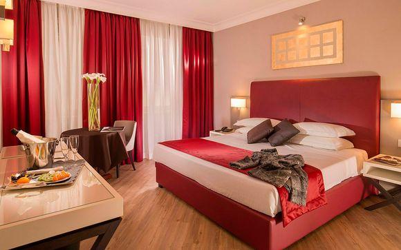 Habitación en Roma con Voyage Privé - Imagen del Hotel