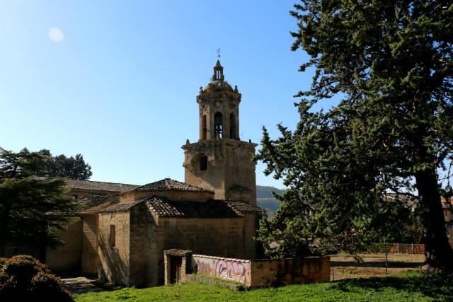 Exterior de la Iglesia del Espíritu Santo - Destino y Sabor
