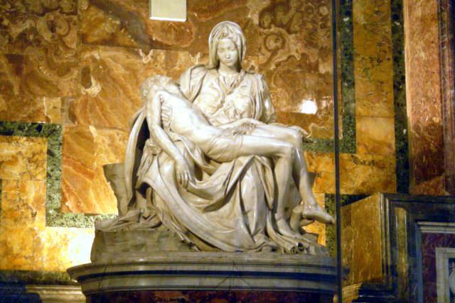 La Pietà di Michelangelo - Destino y Sabor