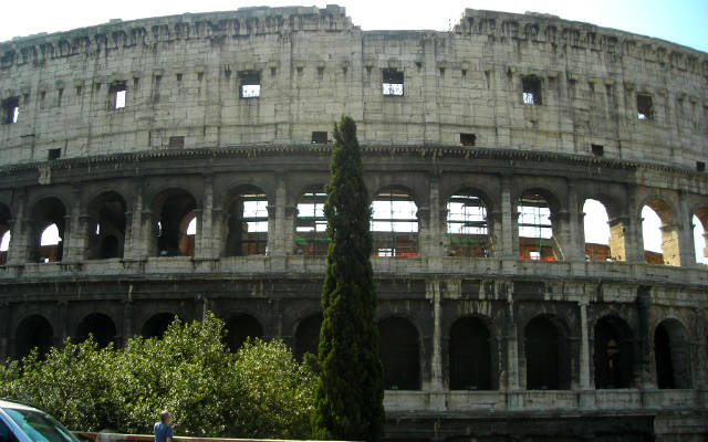 Coliseo de Roma - Destino y Sabor