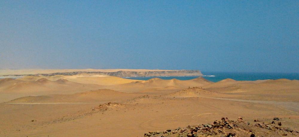 Desierto de Paracas - Destino y Sabor