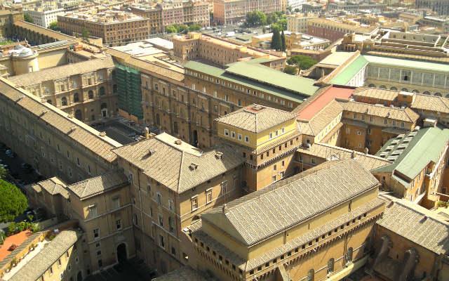 Museos Vaticanos desde il Cupolone - Destino y Sabor