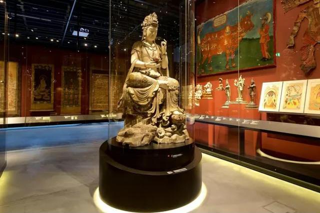 Pieza del Museo Misionero Etnológico - Imagen de los Museos Vaticanos