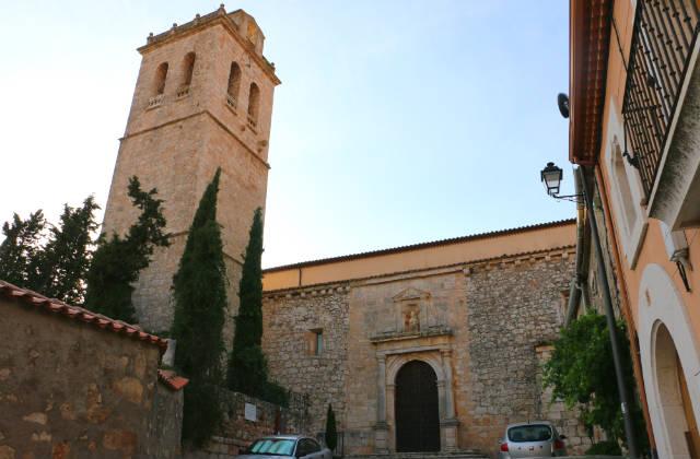 Iglesia de Santa María de la Asunción de Torija - Destino y Sabor