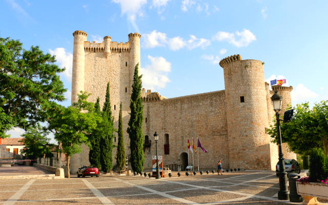 Castillo de Torija - Destino y Sabor