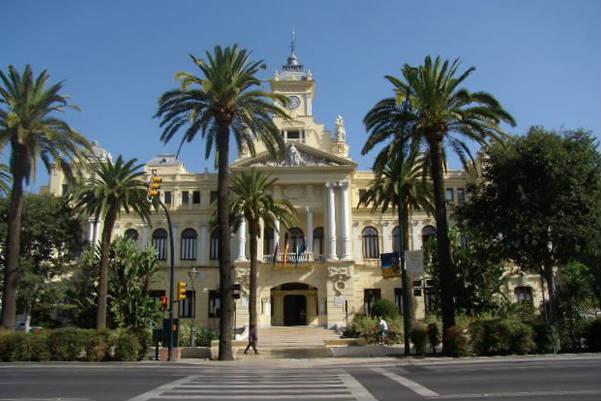 Ayuntamiento de Málaga - Imagen de AndaluciaRústica