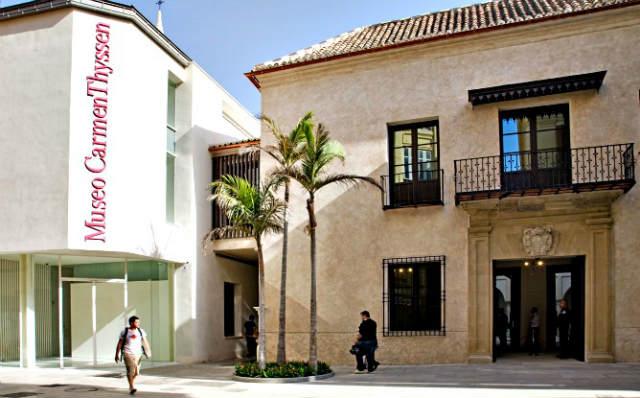 Museo Carmen Thyssen Málaga - Imagen de la Cadena Ser