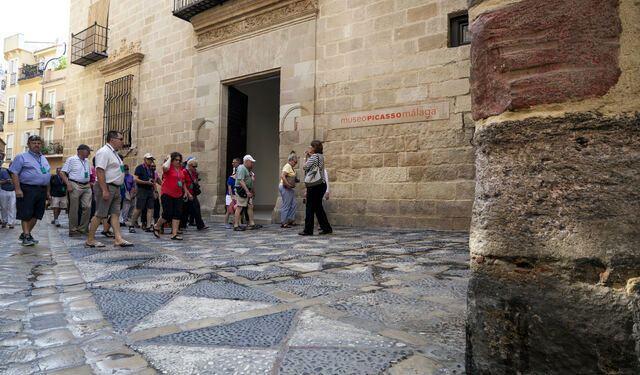 Museo Picasso de Málaga - Imagen del museo