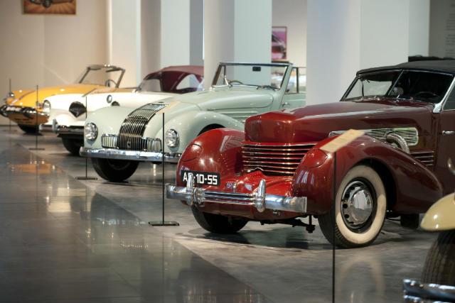 Museo del automóvil - Imagen del museo