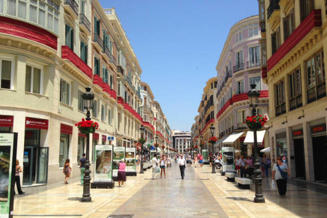 Calle de Larios