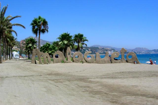 Playa de la Malagueta