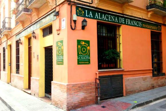 Restaurante La Alacena de Francis