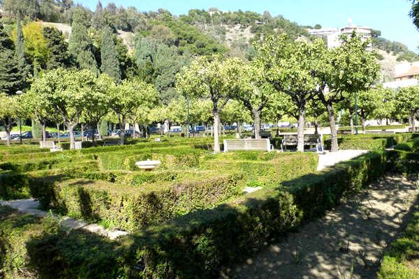 Jardines de Pedro Luis Alonso - Imagen de Guía de Málaga