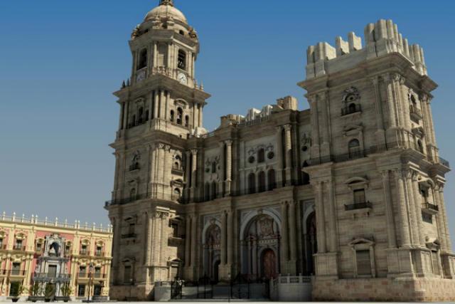 Catedral inconclusa de Málaga