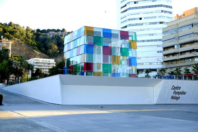 Centre Pompidou Málaga - Imagen de la Fundación Cruzcampo