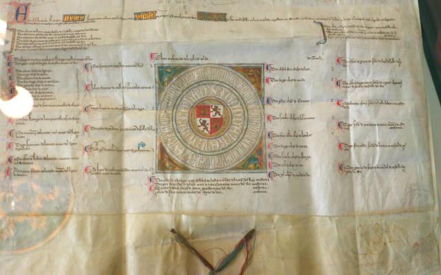 Creación del Ducado de Alba - Destino y Sabor