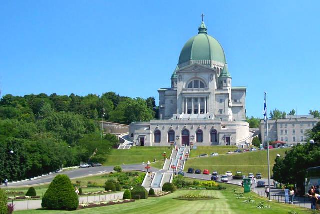 Oratorio San José del Mont-Royal - Imagen de Flickr