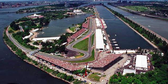 Circuito de Fórmula 1 Gilles Villeneuve - Imagen de Quién Corre Hoy