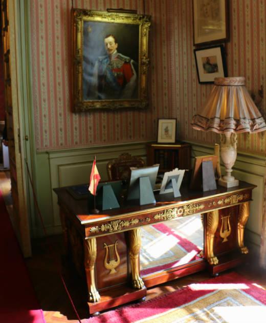 Escritorio de Napoleón Bonaparte - Destino y Sabor